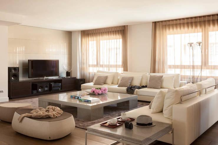 غرفة المعيشة تنفيذ ESTER SANCHEZ LASTRA