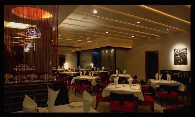 Crystal Restaurant :  Hotels by SOM design