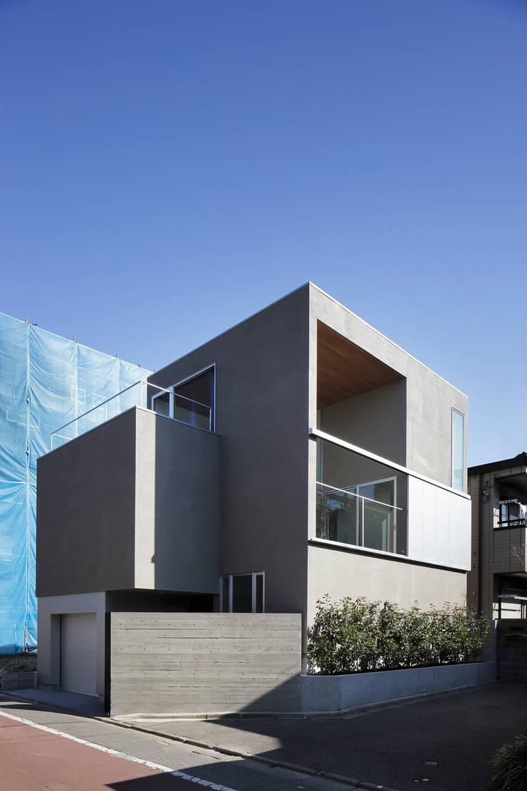 ∩∪ (and or): 岩崎整人建築設計事務所 (Iwasaki Architect and associates)が手掛けた家です。