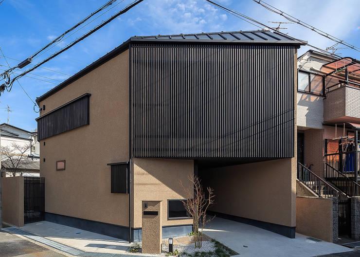 Rumah by 傳寶慶子建築研究所