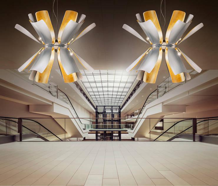 Highlight Aydınlatma – METALLUX:  tarz Ofis Alanları & Mağazalar