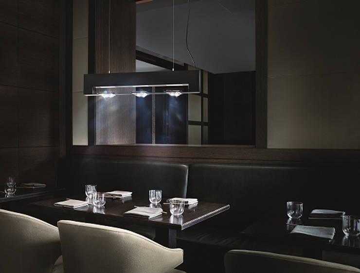 Highlight Aydınlatma – SWAROVSKI:  tarz Yemek Odası