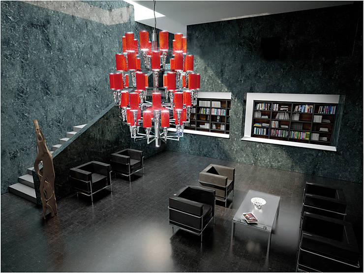 Estudios y despachos de estilo  de Highlight Aydınlatma, Moderno