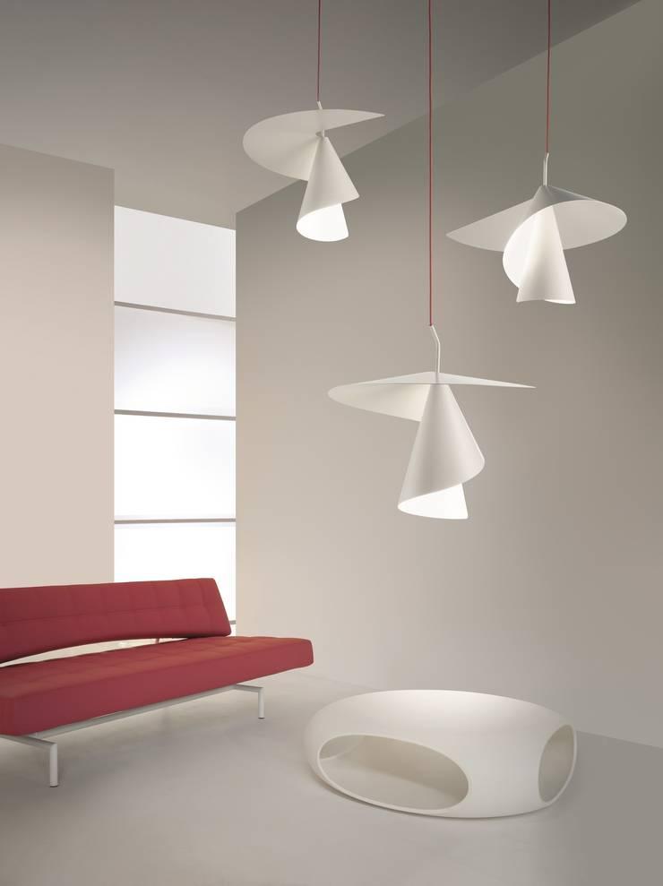 Salones de estilo  de Highlight Aydınlatma, Moderno