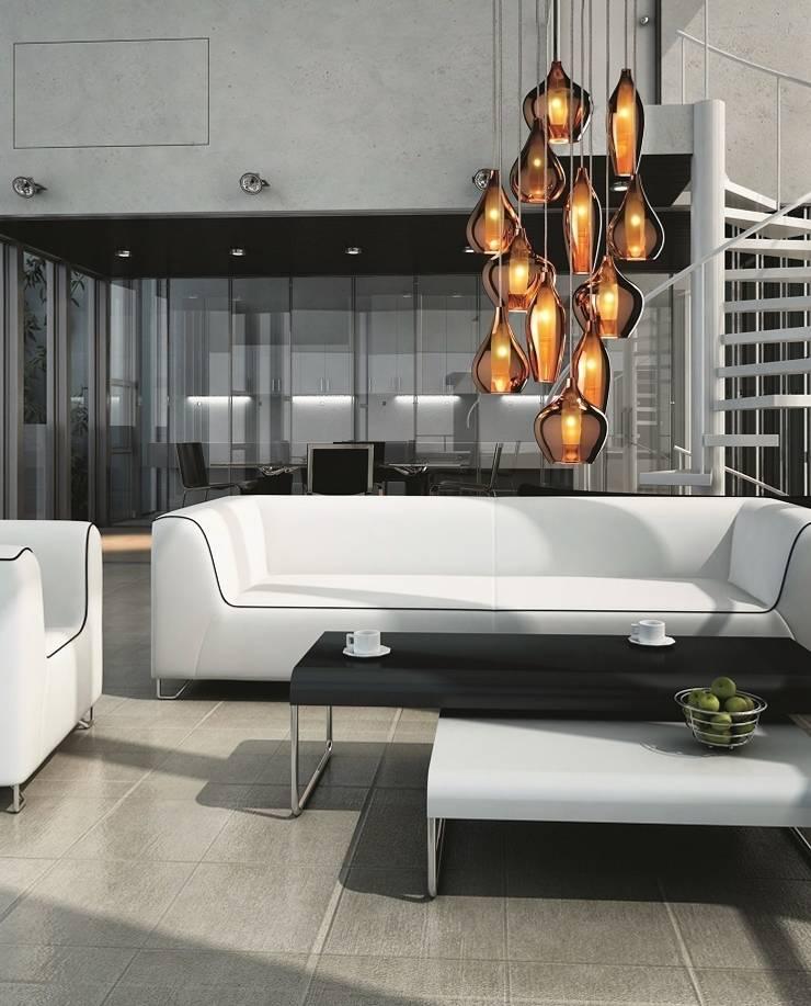Highlight Aydınlatma – CARLESSO: modern tarz Oturma Odası