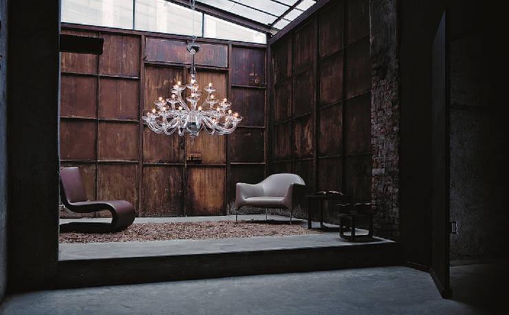Highlight Aydınlatma – DE MAJO:  tarz Oturma Odası