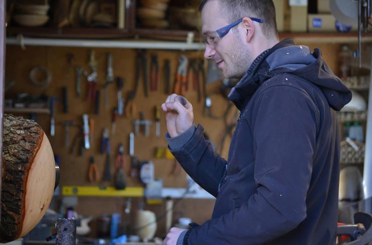 Teca:  in stile  di SLOW WOOD - The Wood Expert
