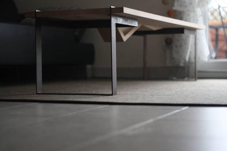 NOVEMBRE: Salon de style  par Alcyone Design