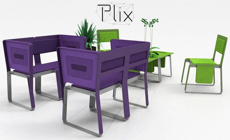 plix_6: Salon de style  par Xavier Bance