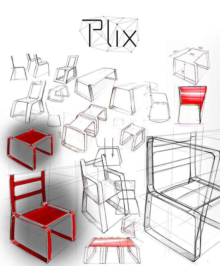plix_7: Salon de style  par Xavier Bance