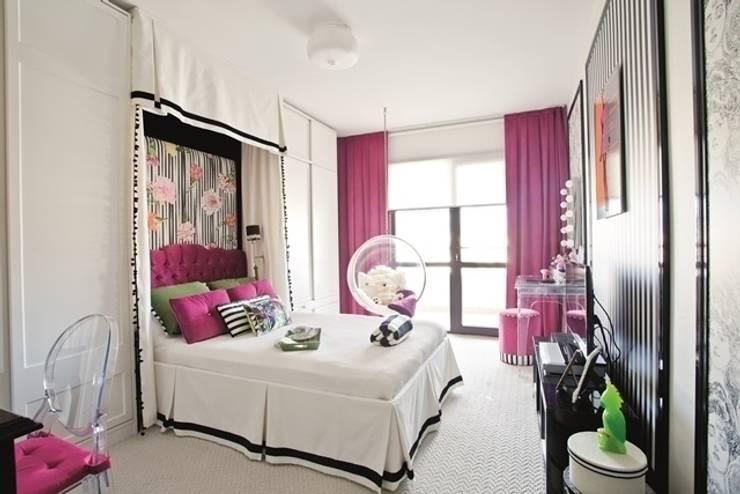 AK Design Studio – Bedroom - African:  tarz