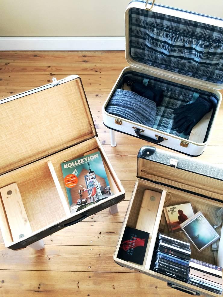 Koffertische zur Aufbewahrung :   von berliner landjungs,Ausgefallen