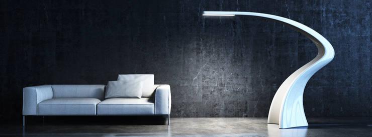 LUMIA: Soggiorno in stile in stile Eclettico di HD4design