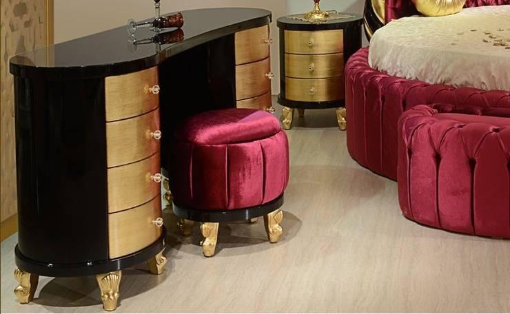 Asortie Mobilya Dekorasyon Aş.  – HAYAL YATAK ODASI :  tarz Yatak Odası