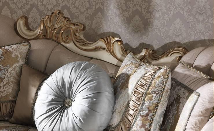 Asortie Mobilya Dekorasyon Aş.  – Dilara Koltuk Takımı :  tarz , Klasik