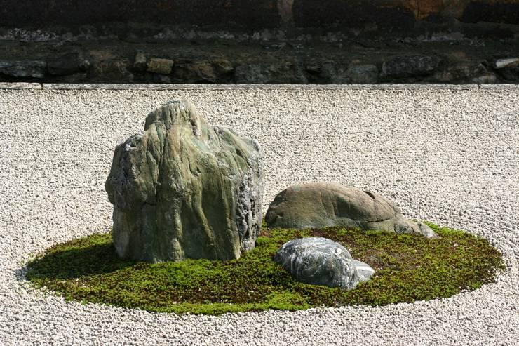 Ryoanji 1: Jardins  por M. Y.