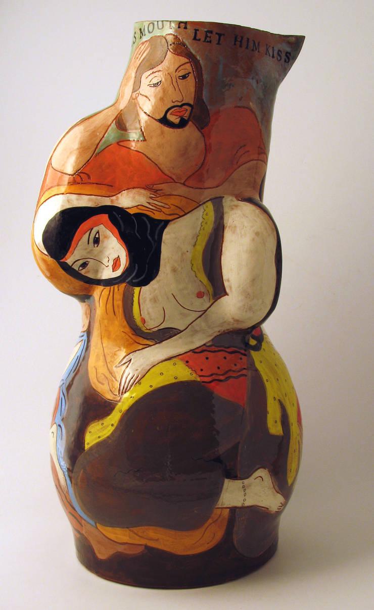 Song of Solomon,:  Artwork by Michael Kay; Ceramic Artist