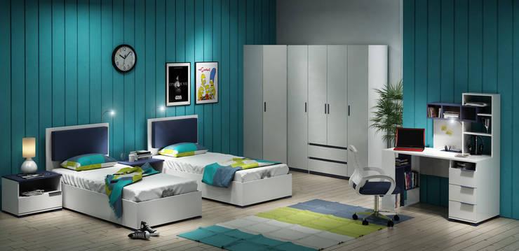 MİA MOBİLİ – Marin: modern tarz Çocuk Odası
