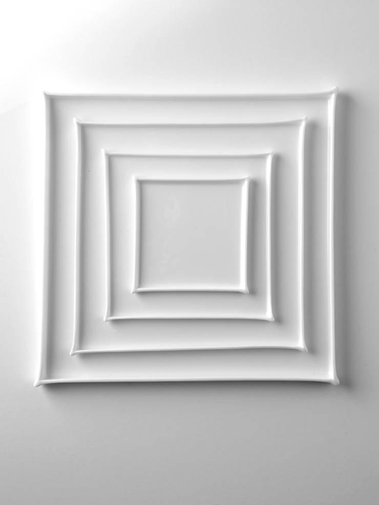 Geometry:  Huishouden door Ann Van Hoey,