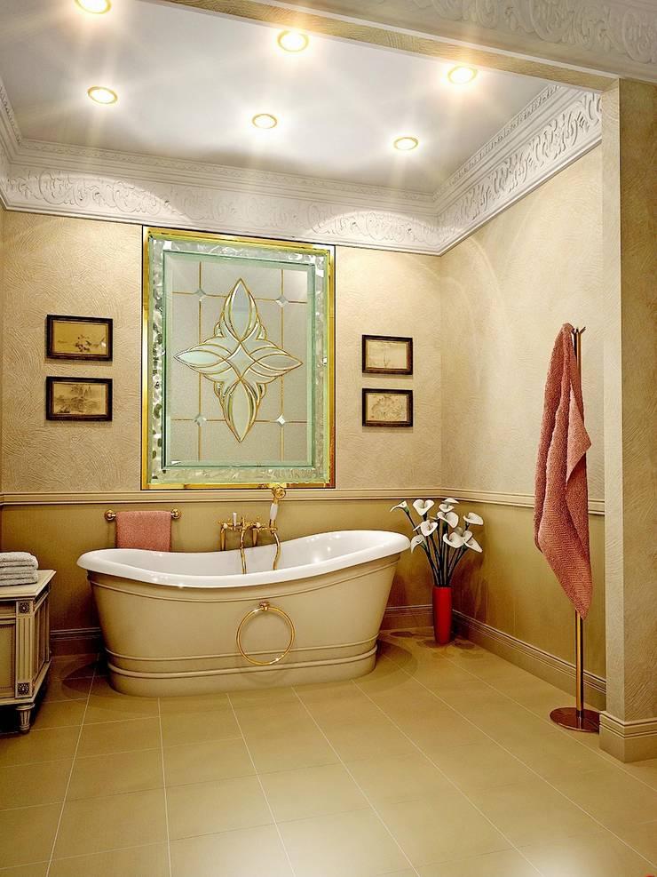 Asortie Mobilya Dekorasyon Aş.  –  BANYO :  tarz Banyo