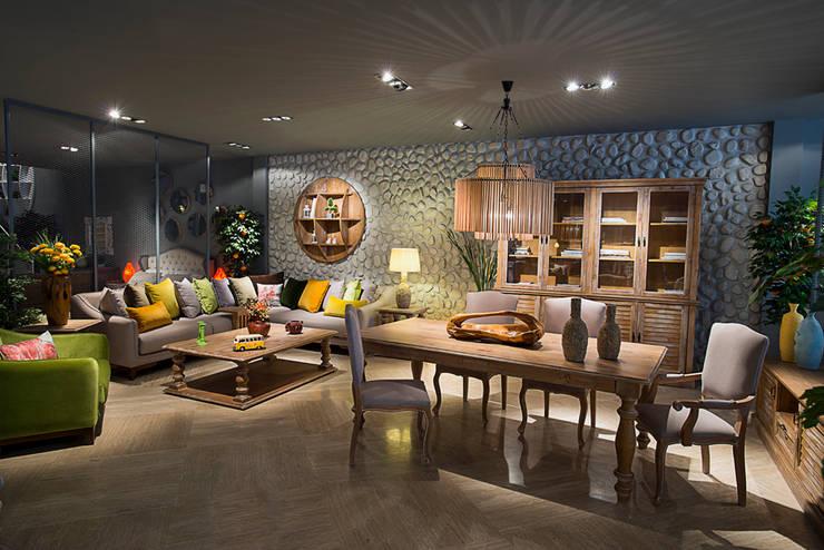 Kuta Home – İDEAL YEMEK TAKIMI:  tarz Yemek Odası