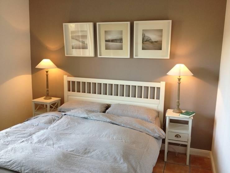 Schlafzimmer: skandinavische Schlafzimmer von Sylt Zuhause