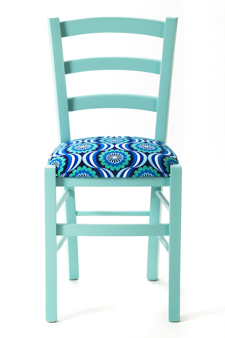 Caraibi Chair: Casa in stile  di Plinca Home