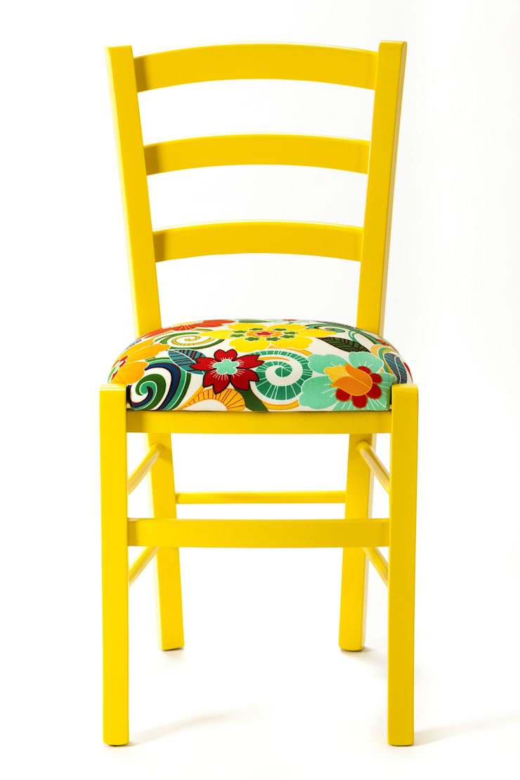 Floral Chair: Cucina in stile  di Plinca Home