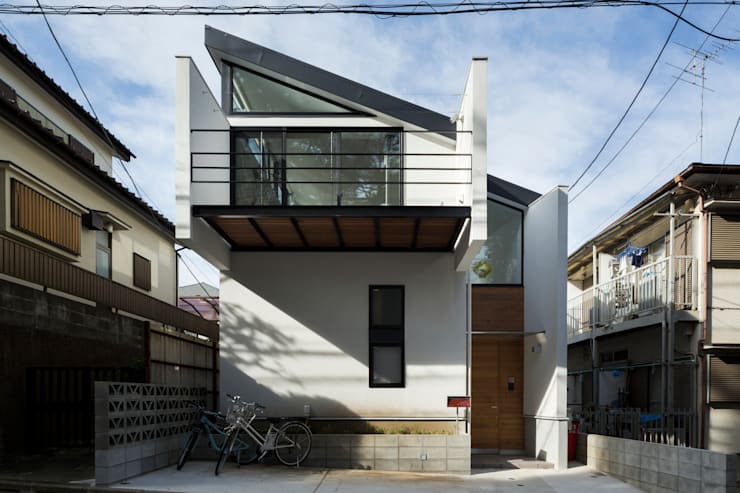 Houses by Studio R1 Architects Office