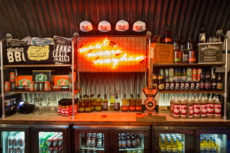 Grillstock (Bath):   by Simple Simon Design