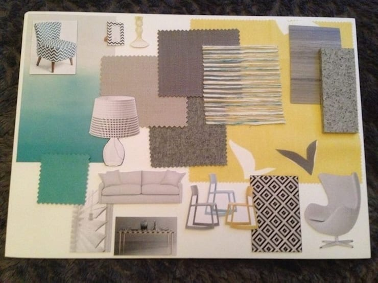 Moodboard Presentation :   by Whitehouse Interiors