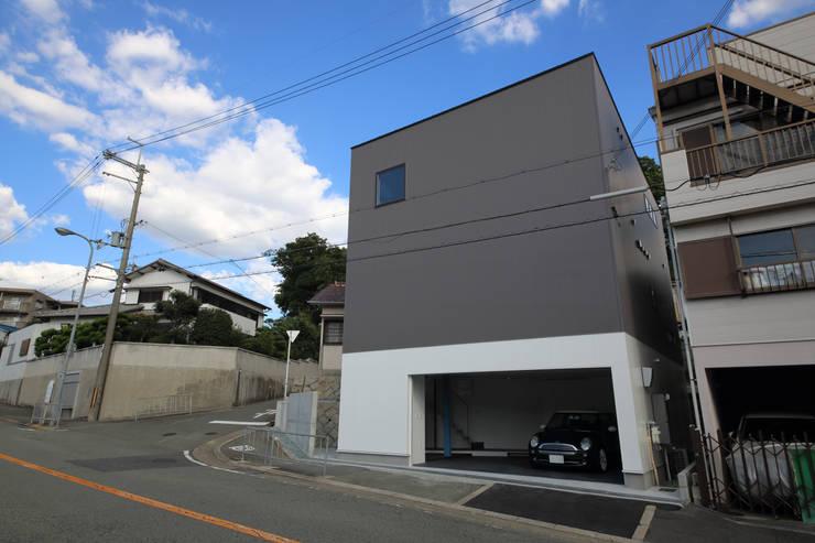 Rumah by 一級建築士事務所・スタジオインデックス