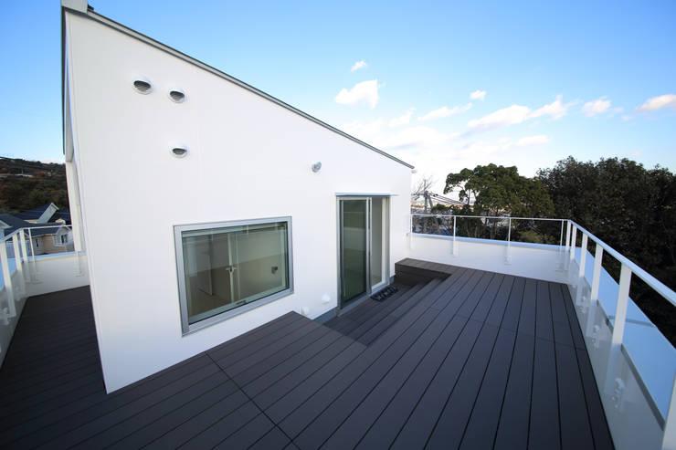Patios & Decks by 一級建築士事務所・スタジオインデックス