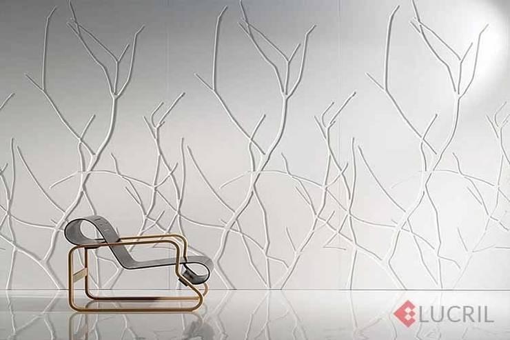 Décor Mural Treez: Murs & Sols de style  par Lucril