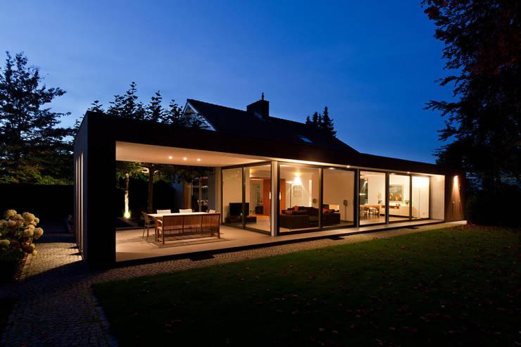 avondopname:   door 3d Visie architecten
