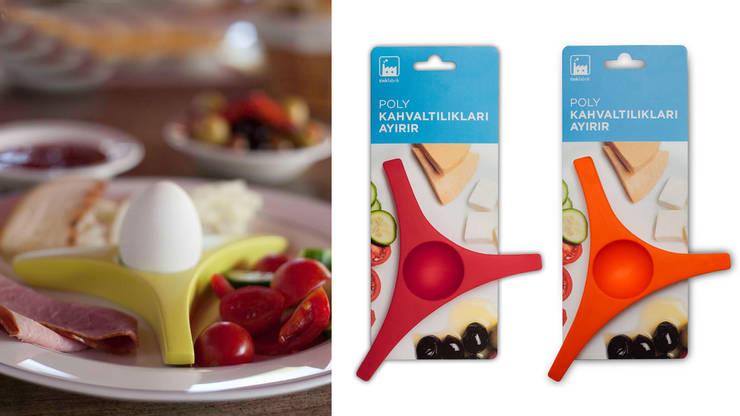 Fatih Can Sarıöz – Poly: modern tarz Yemek Odası