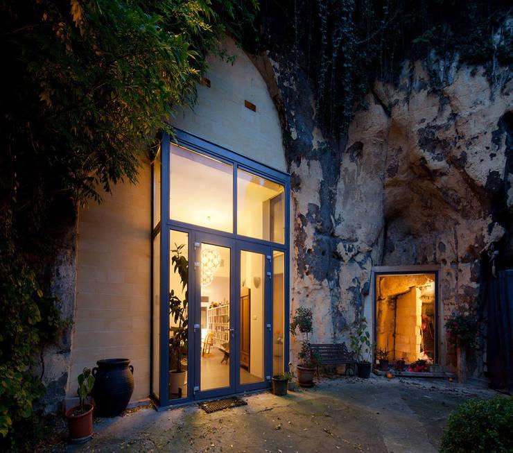 Grotwoning H Kanne:   door 3d Visie architecten