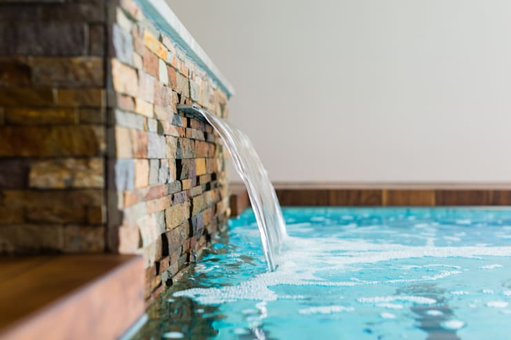 Waterstijl Wellness te Renesse:  Zwembad door Waterstijl Luxe Zwembaden