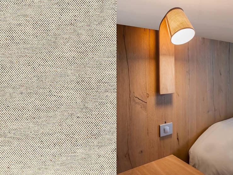 Appartement à Louveciennes: Chambre de style  par Agence MOHA