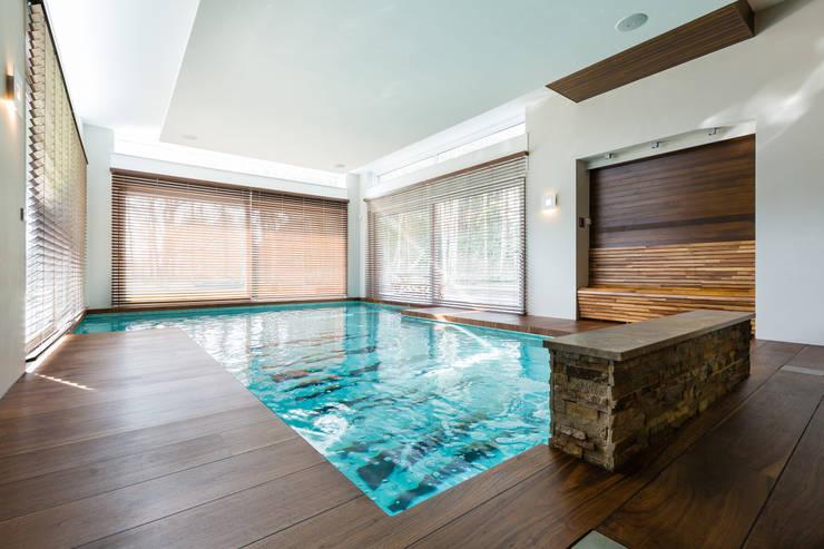 Waterstijl Wellness te Renesse:   door Waterstijl Luxe Zwembaden