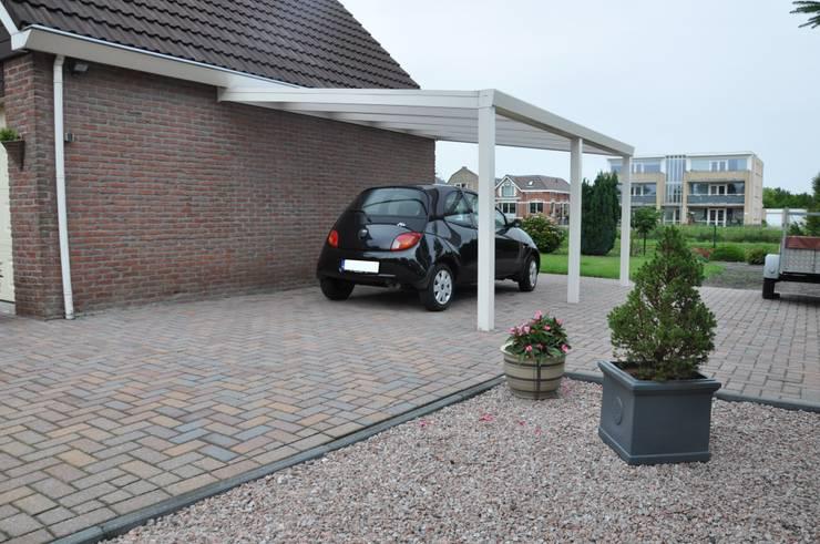 garages sheds by deutsche carportfabrik gmbh