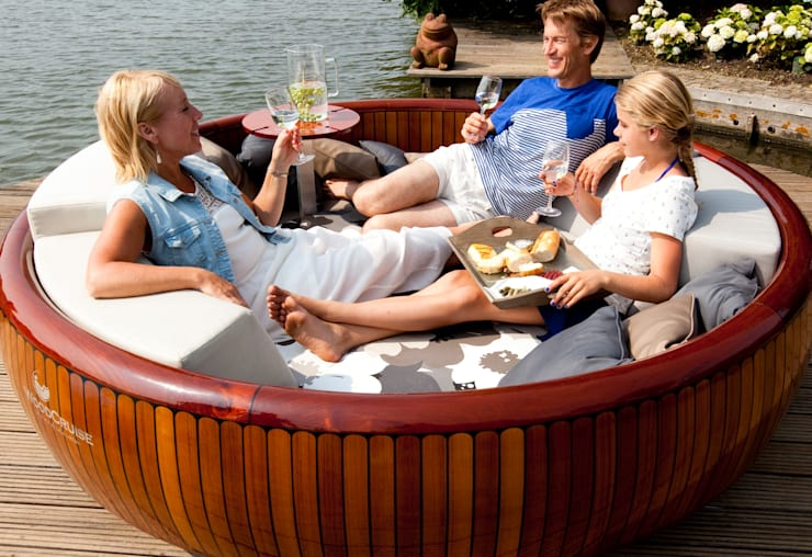 WoodCruise loungen:   door WoodCruise, Klassiek