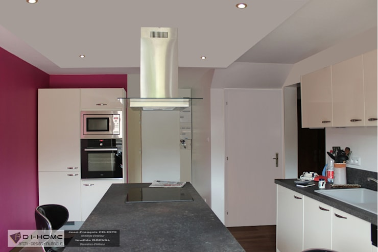 Modern Kitchen by Agence ADI-HOME Modern