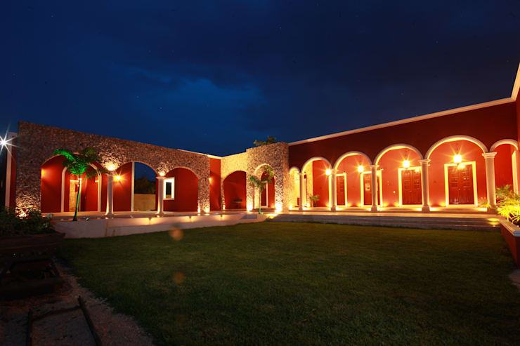 حديقة تنفيذ Arturo Campos Arquitectos