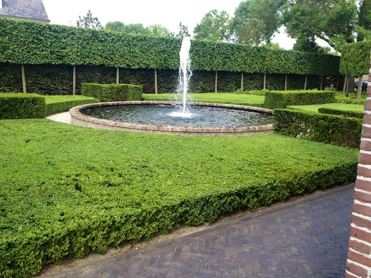 Сад  в . Автор – Stam Hoveniers