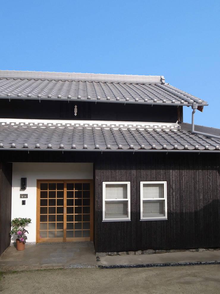 吐田郷(はんだごう)の家: TAKUMI建築設計室が手掛けたです。