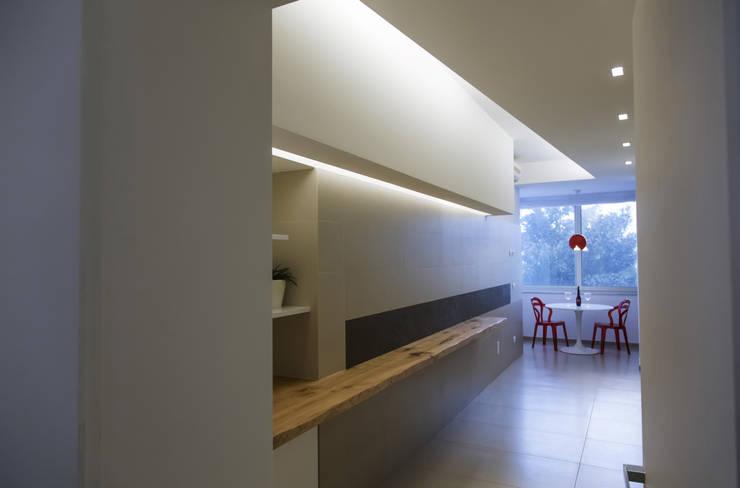 Casa T2A: Cucina in stile  di EStudio Architettura, Moderno
