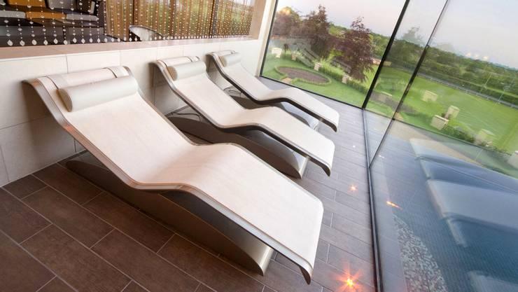 Spa de estilo moderno de Fabio Alemanno Design
