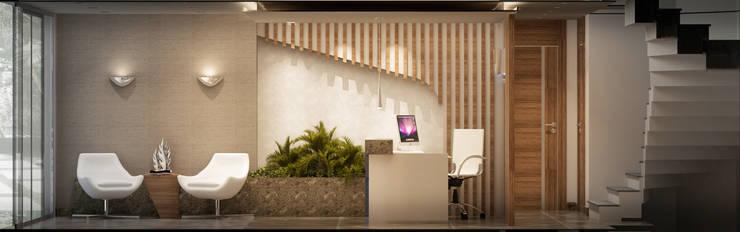 BWorks  – Head Office -2:  tarz Ofis Alanları, Modern