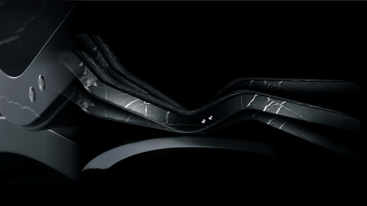 Luxury Heated Loungers: modern  von Fabio Alemanno Design,Modern